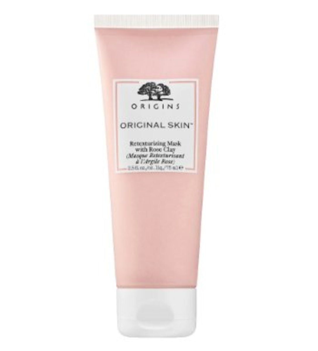 Retexturizing Mask With Rose Clay 75ml