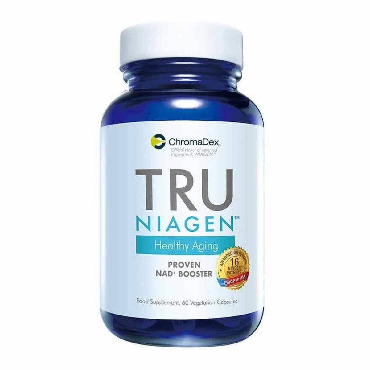 Tru Niagen - [HK Version] Age Better 60 Capsules