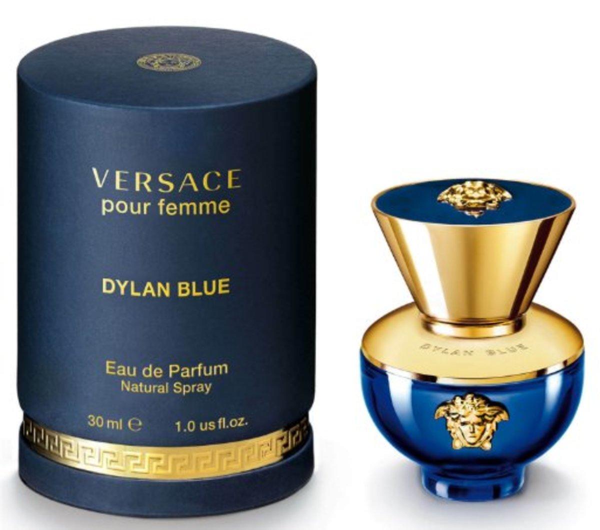 Pour Femme Dylan Blue perfume 30ml
