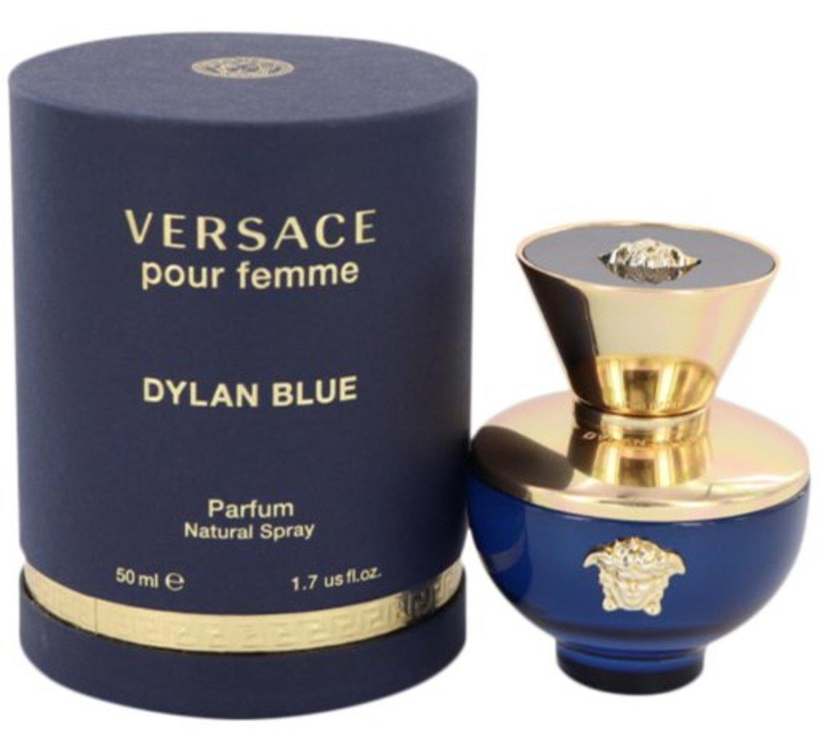 Pour Femme Dylan Blue perfume 50ml