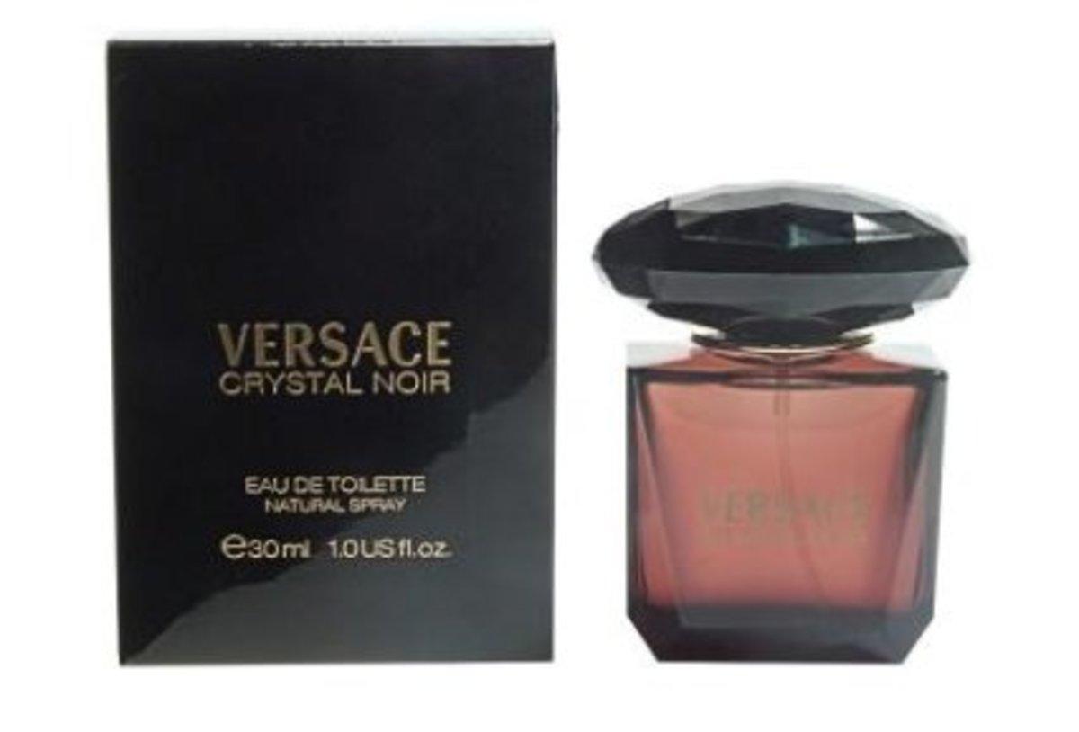 Crystal Noir Versace EDT Spray for Women 30ml