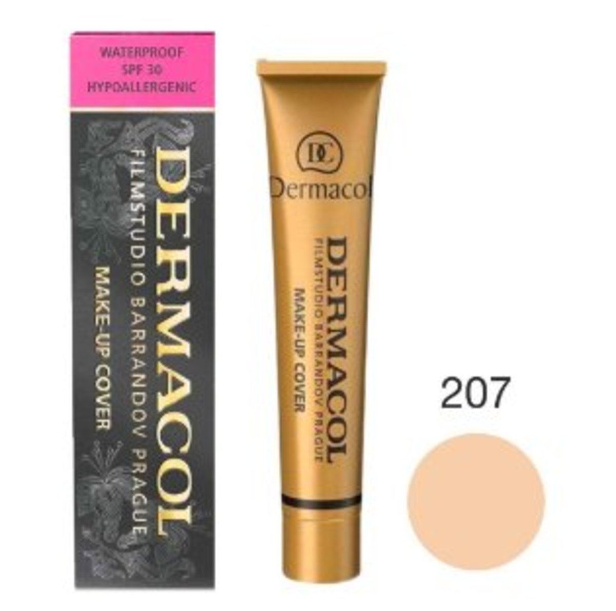 Make-Up Cover Foundation 30g – 207