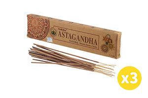 印度Goloka Organika系列天然線香 - Astagandha 15g 45克