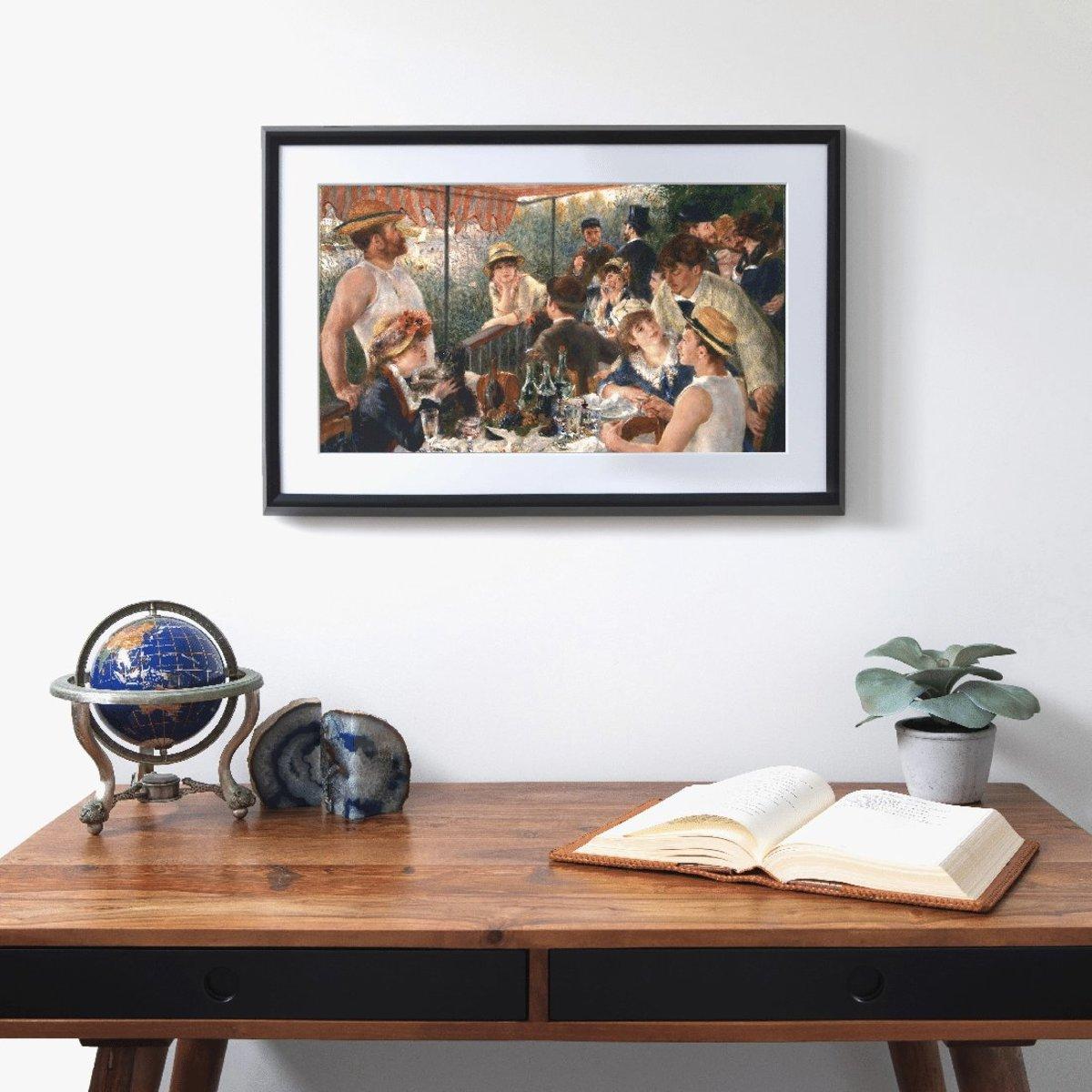 "Meural Canvas – 27"" Smart Digital Frame"