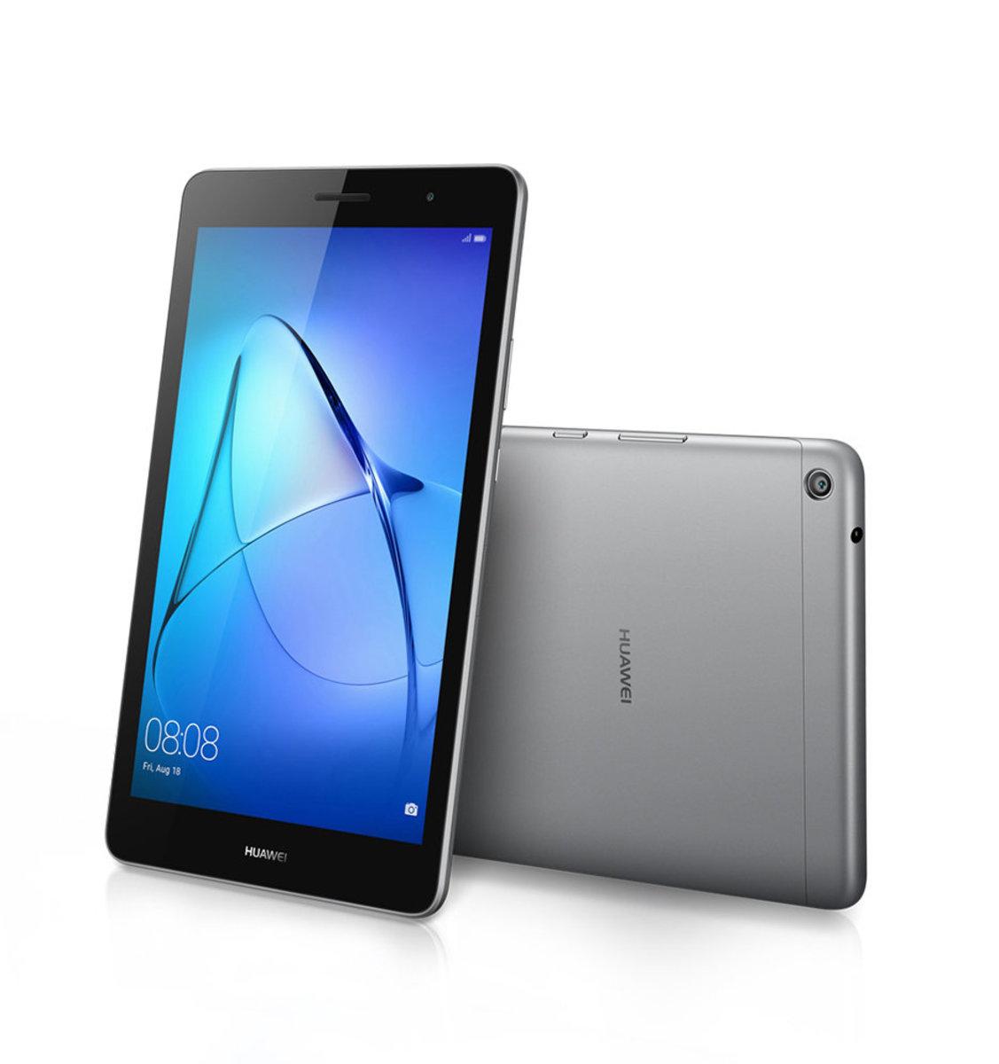 HUAWEI Honor MediaPad T3 平板電腦 - 八吋 LTE 雙卡通話 (3+32GB)