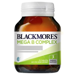 Blackmores 複合維生素B族 75粒 (93808804)(平行進口)