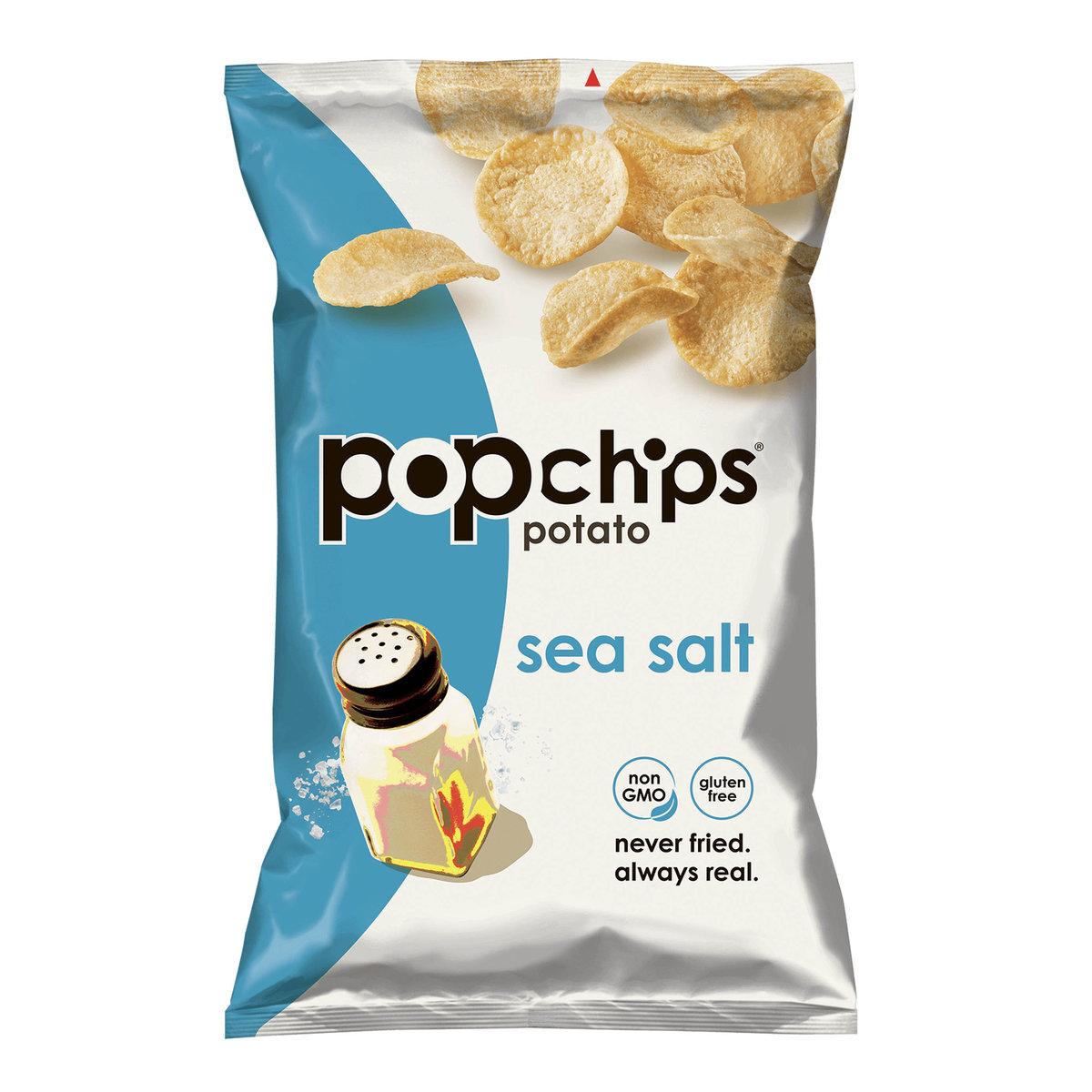 GLUTEN FREE SEA SALT POTATO CHIPS