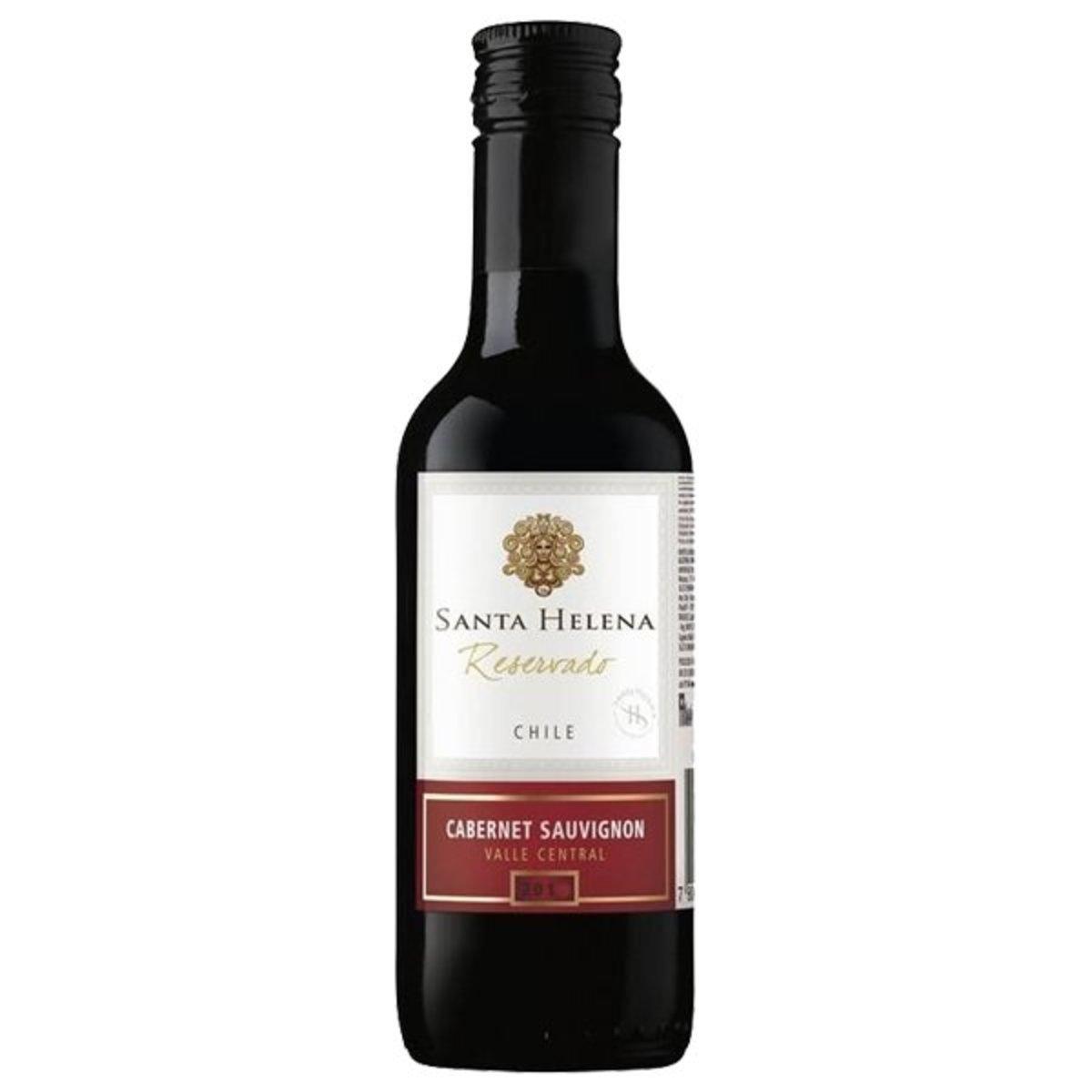 智利赤霞珠紅葡萄酒 2018 187毫升