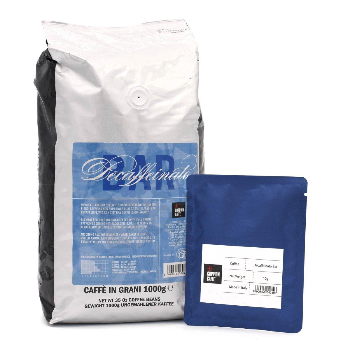 DECAFFEINATO BAR DRIP BAG COFFEE x 5pcs