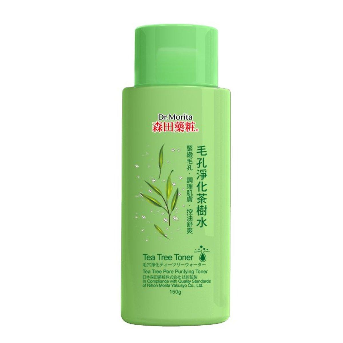 Dr. Morita   Tea Tree Purifying Toner 150g   HKTVmall Online Shopping