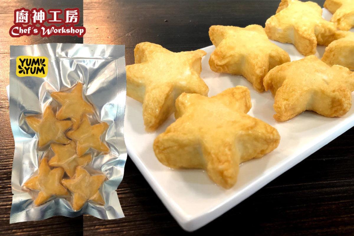STAR FISH TOFU (6 PCS)