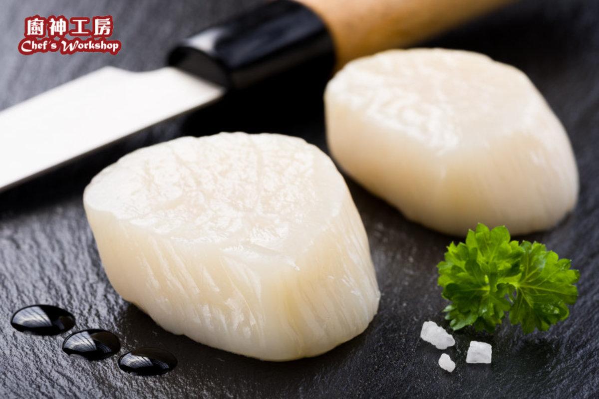 日本刺身帶子(31-35粒/kg)(500gm/盒)(急凍)