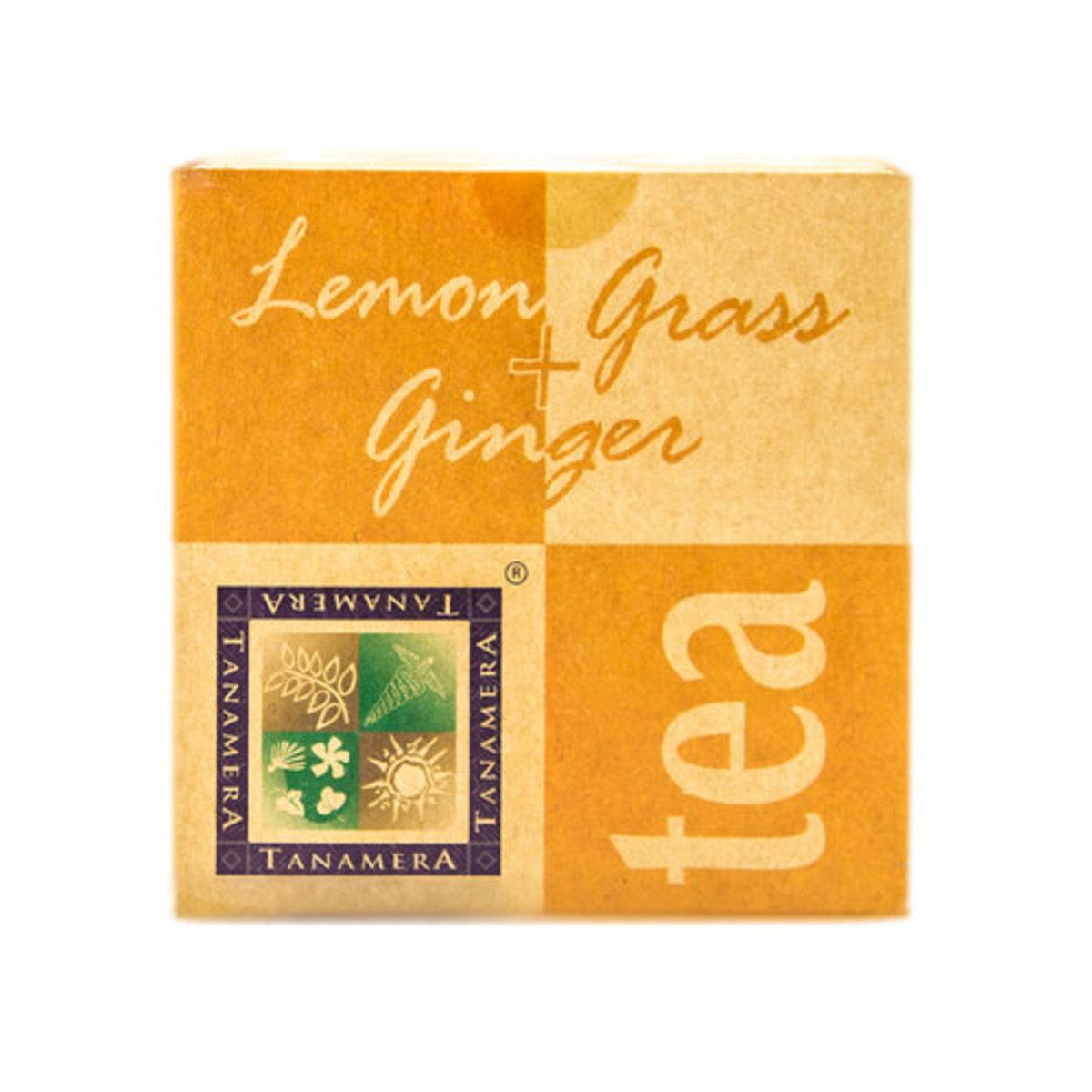 Lemongrass with Ginger Tea