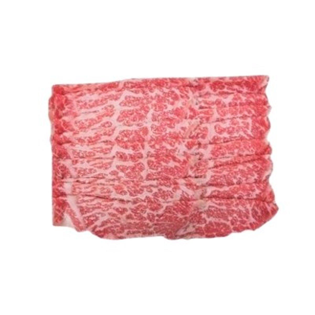 JAPANESE A4 WAGYU BEEF SLICED (200g) (Frozen)