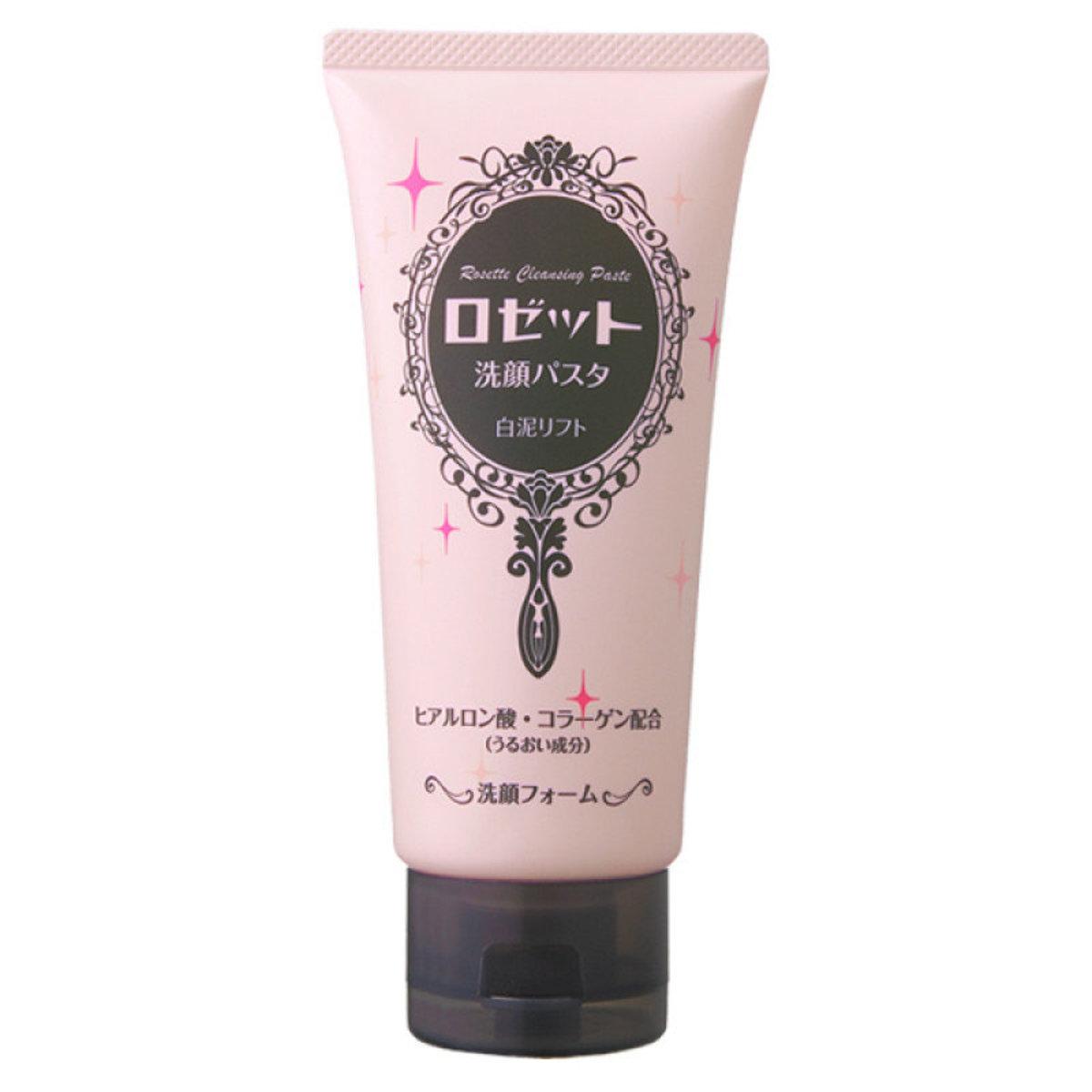White Clay Washing Foam 120g (Pink) (平行進口) [4901696533918]