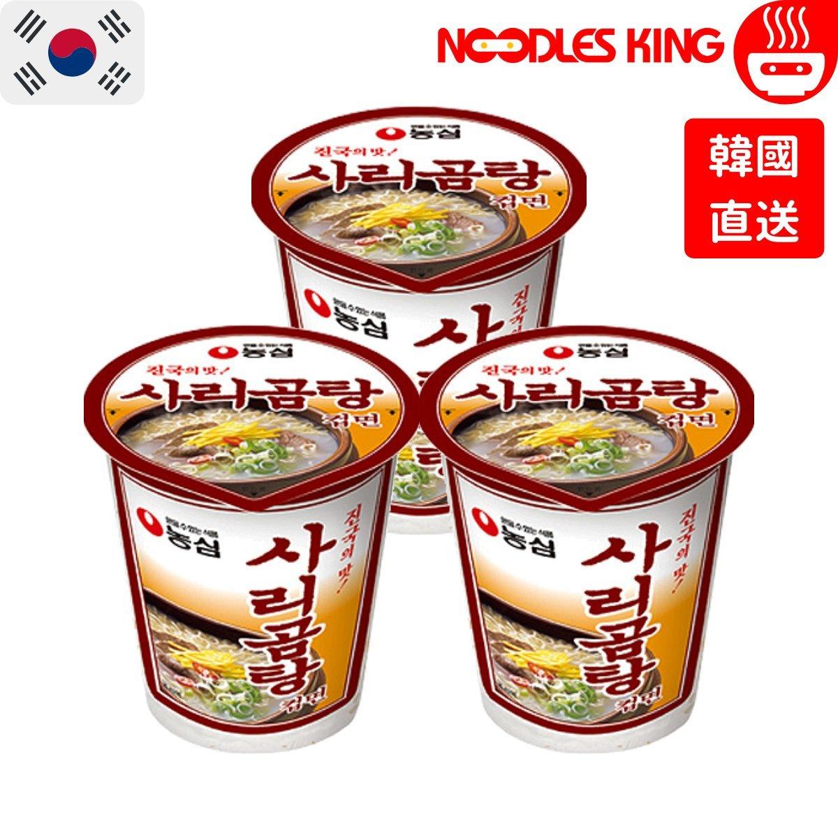 Sarigomtangmyun Cup (Korea) 61g x 3