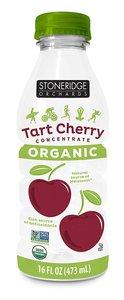 Stoneridge Orchards 有機,濃縮酸櫻桃果汁,16 液體盎司(473 毫升))