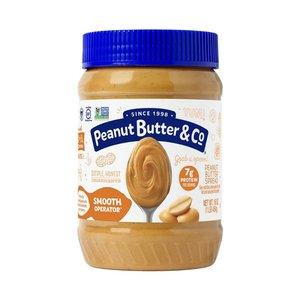 Peanut Butter & Co Peanut Butter, Smooth Operator, 16 oz (454 g)