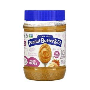 Peanut Butter & Co Peanut Butter, Mighty Maple, 16 oz (454 g)
