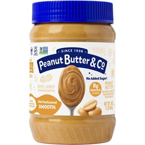 Peanut Butter & Co 古式柔滑, 花生醬, 16盎司 (454克)