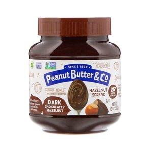 Peanut Butter & Co Hazelnut Spread, Dark Chocolatey Hazelnut, 13 oz (369 g)