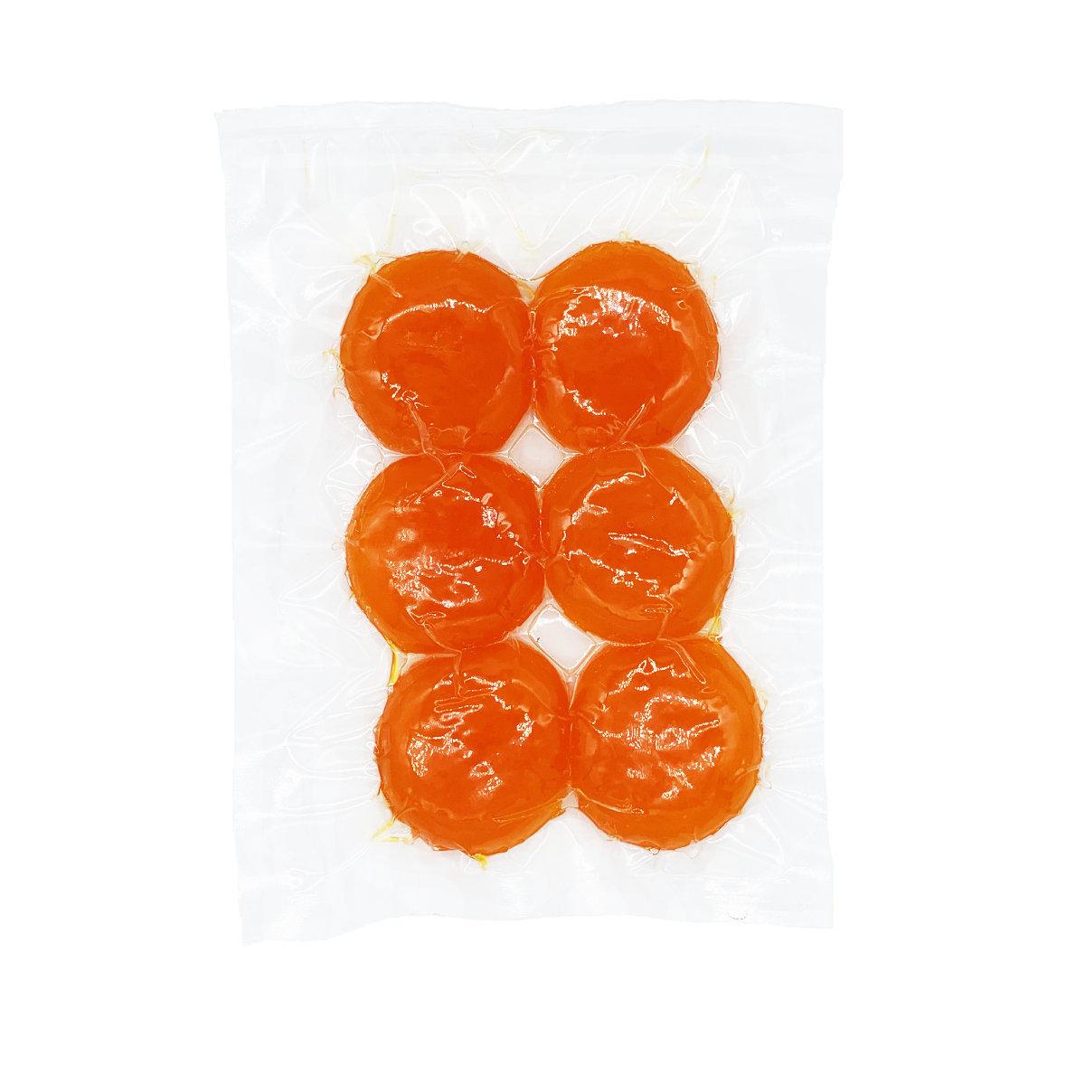 扁鹹蛋黃(6粒)