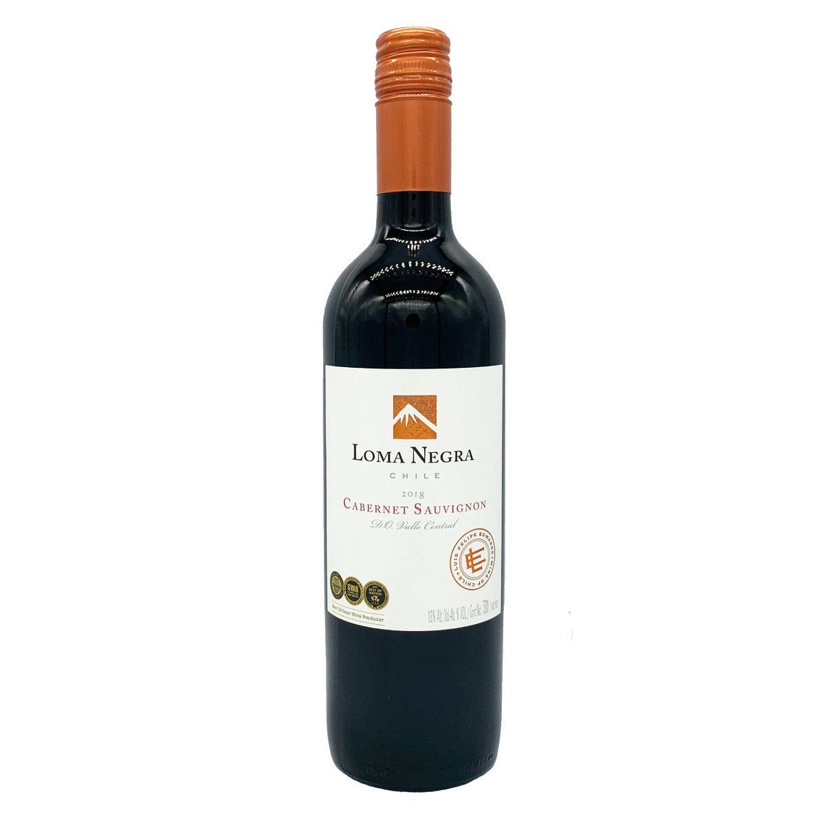 Cabernet Sauvignon 2018【智利紅酒】
