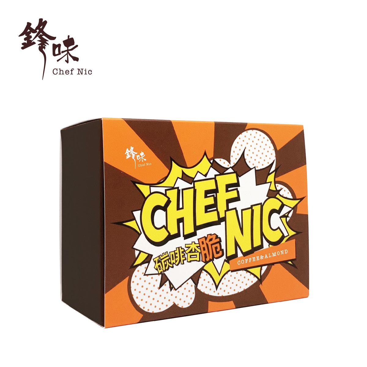 碳啡杏脆 X 1 盒