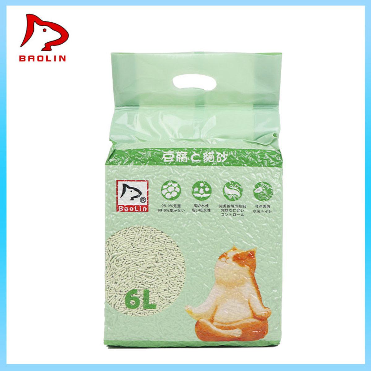Tofu Cat Litter - Green Tea 2.5KG