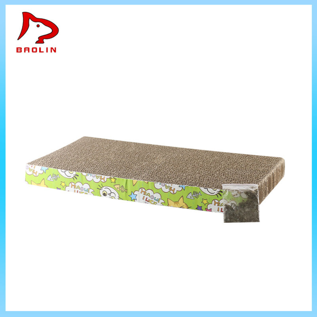 Cat scratching board(large straight board)