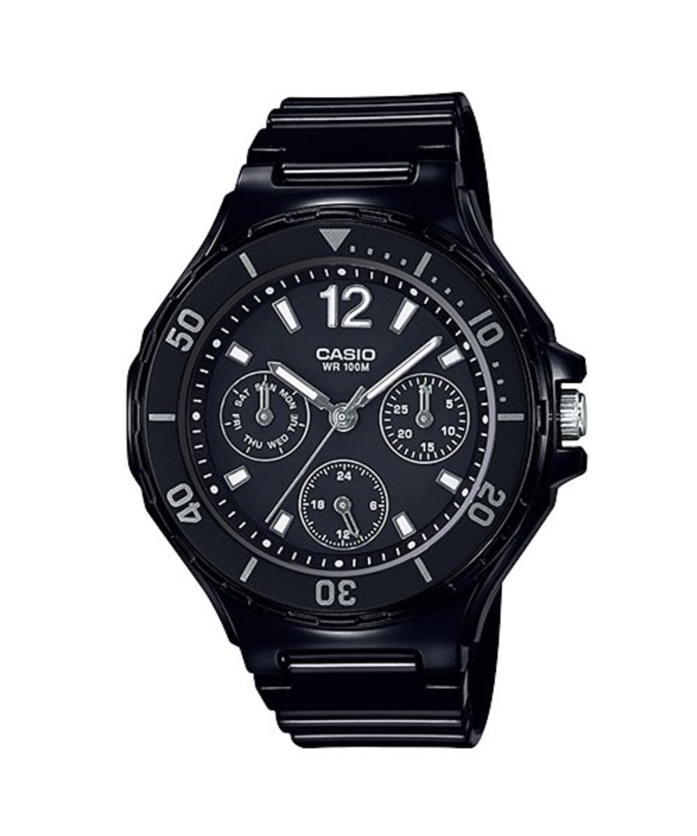 100m Water Resistant Sports Watch (Free Original CASIO White Gift Box)