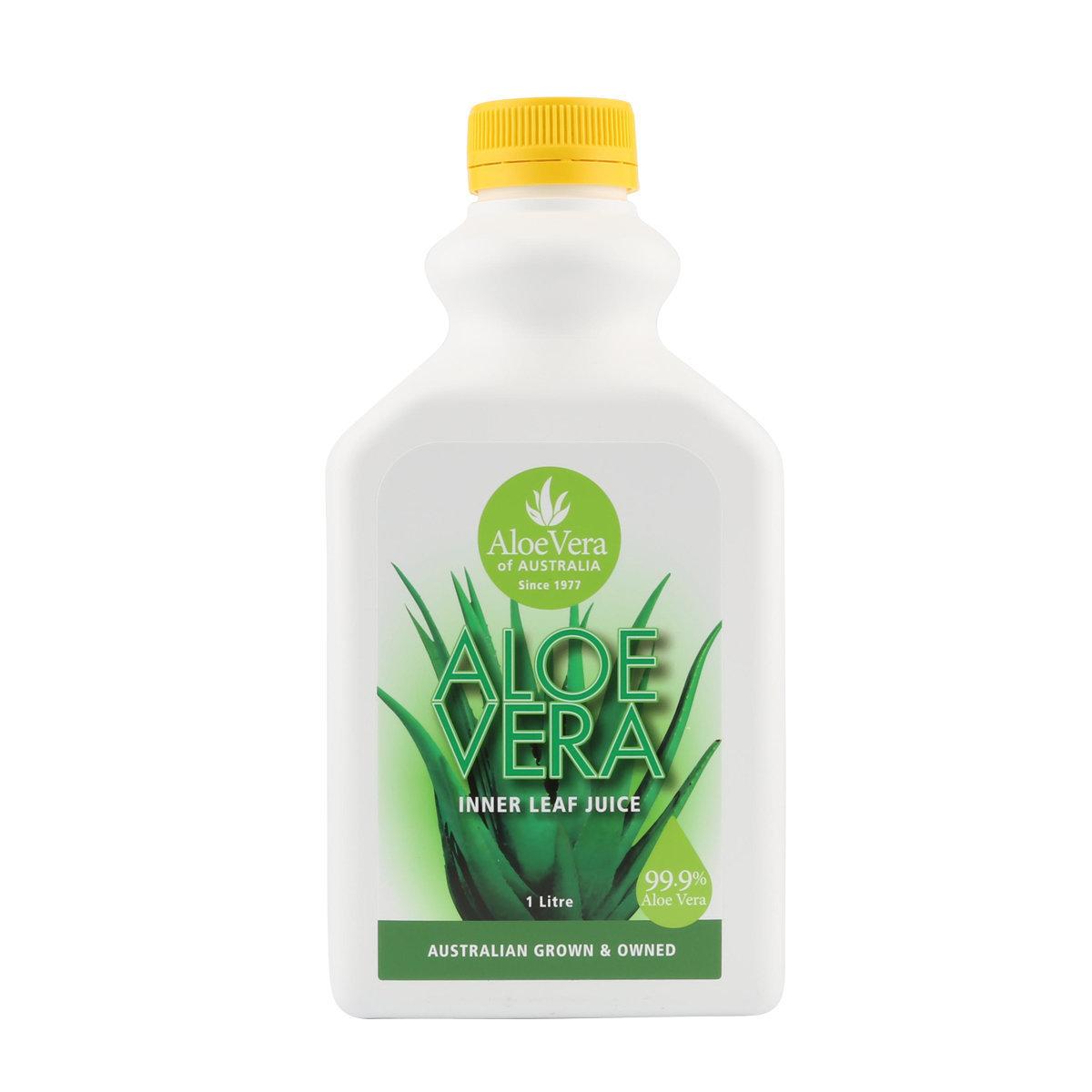 Aloe Vera 99.9% 1L Natural Juice