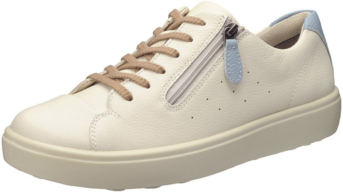 COMFORT LEATHER CASUAL SNEAKER ASC4290OW