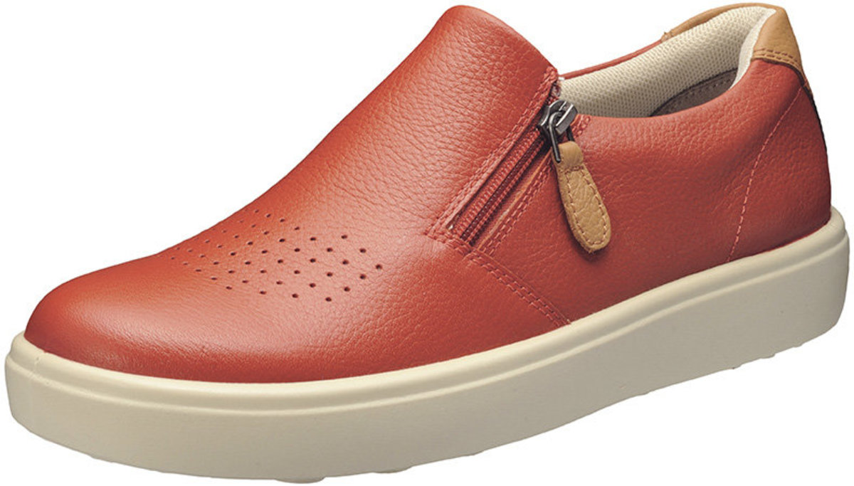 COMFORT LEATHER CASUAL SNEAKER ASC4310R