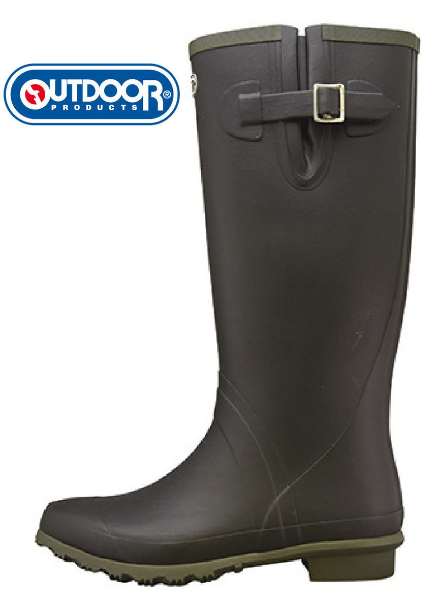 Soft and Light Weight Rain Boots ODB0120B