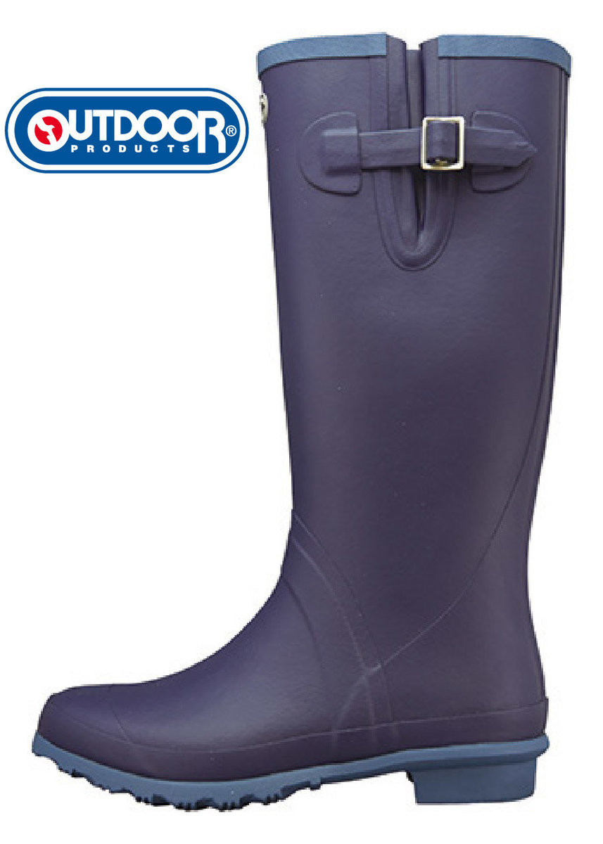 Soft and Light Weight Rain Boots ODB0120NB