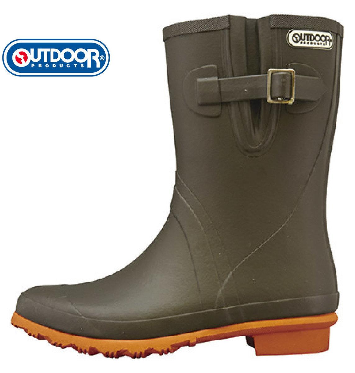輕量柔軟水靴ODP0130BR