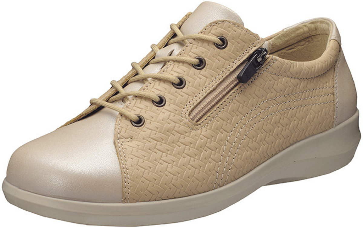 COMFORT LEATHER CASUAL SHOES SRL0520BY