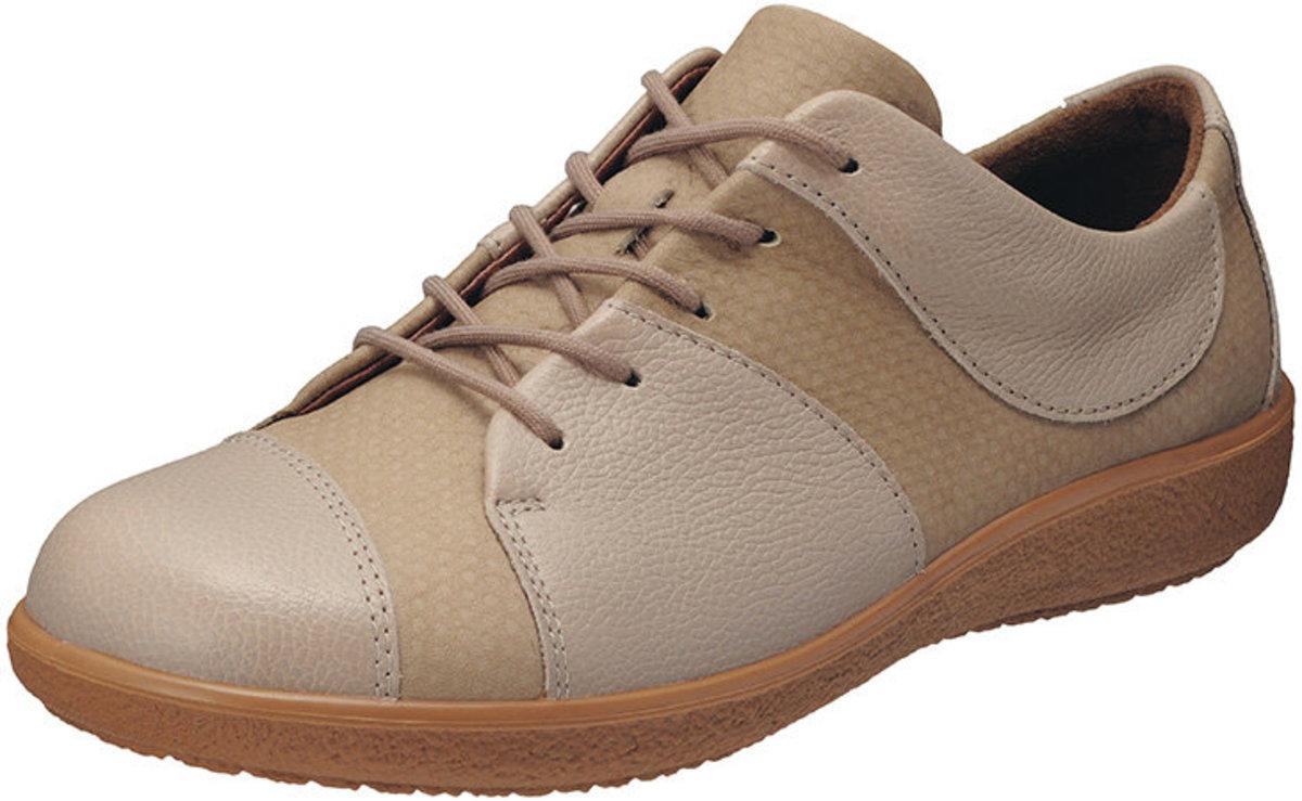 日本製造真皮舒適優閒鞋 SRL3560WH