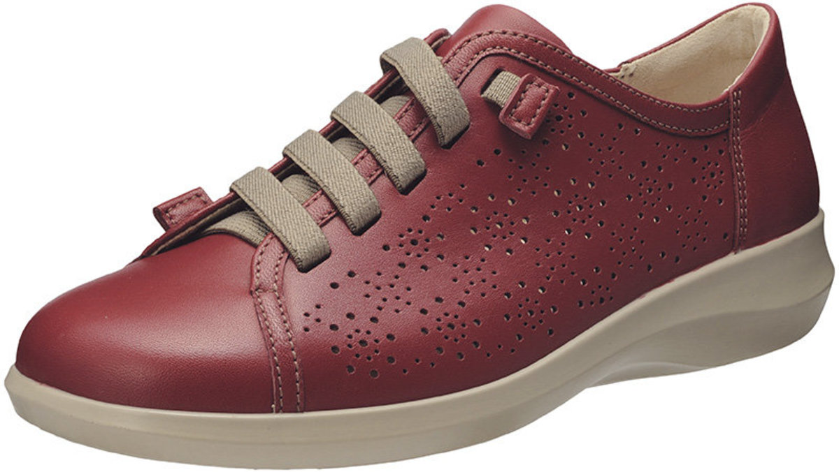 COMFORT LEATHER CASUAL SHOES SRL3840R