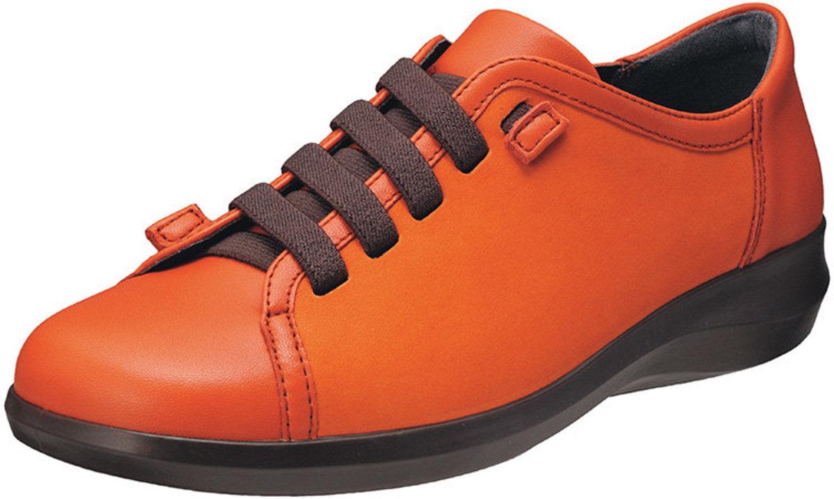 日本製造真皮舒適優閒鞋 SRL3960RC
