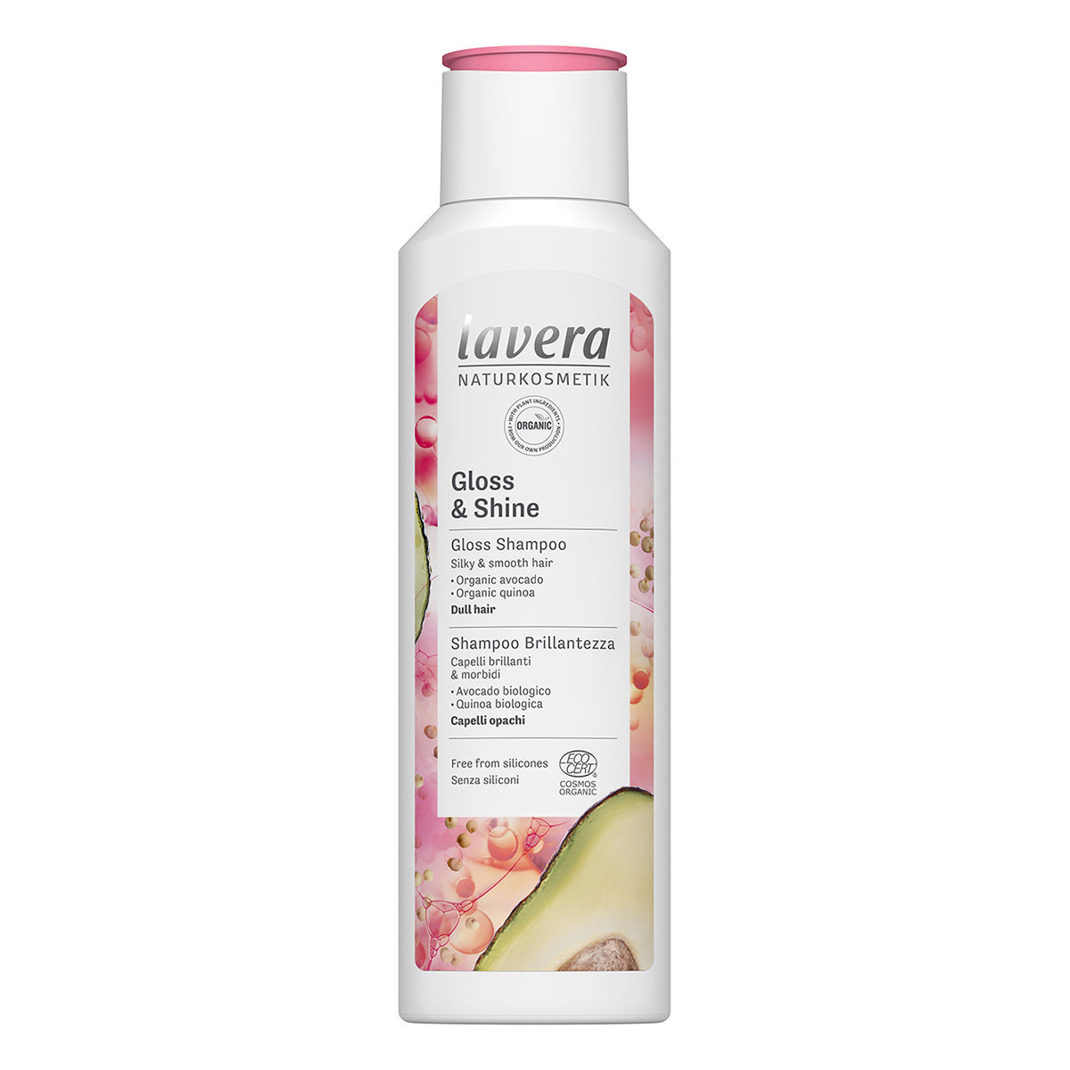 Care Shampoo Organic Gloss & Shine