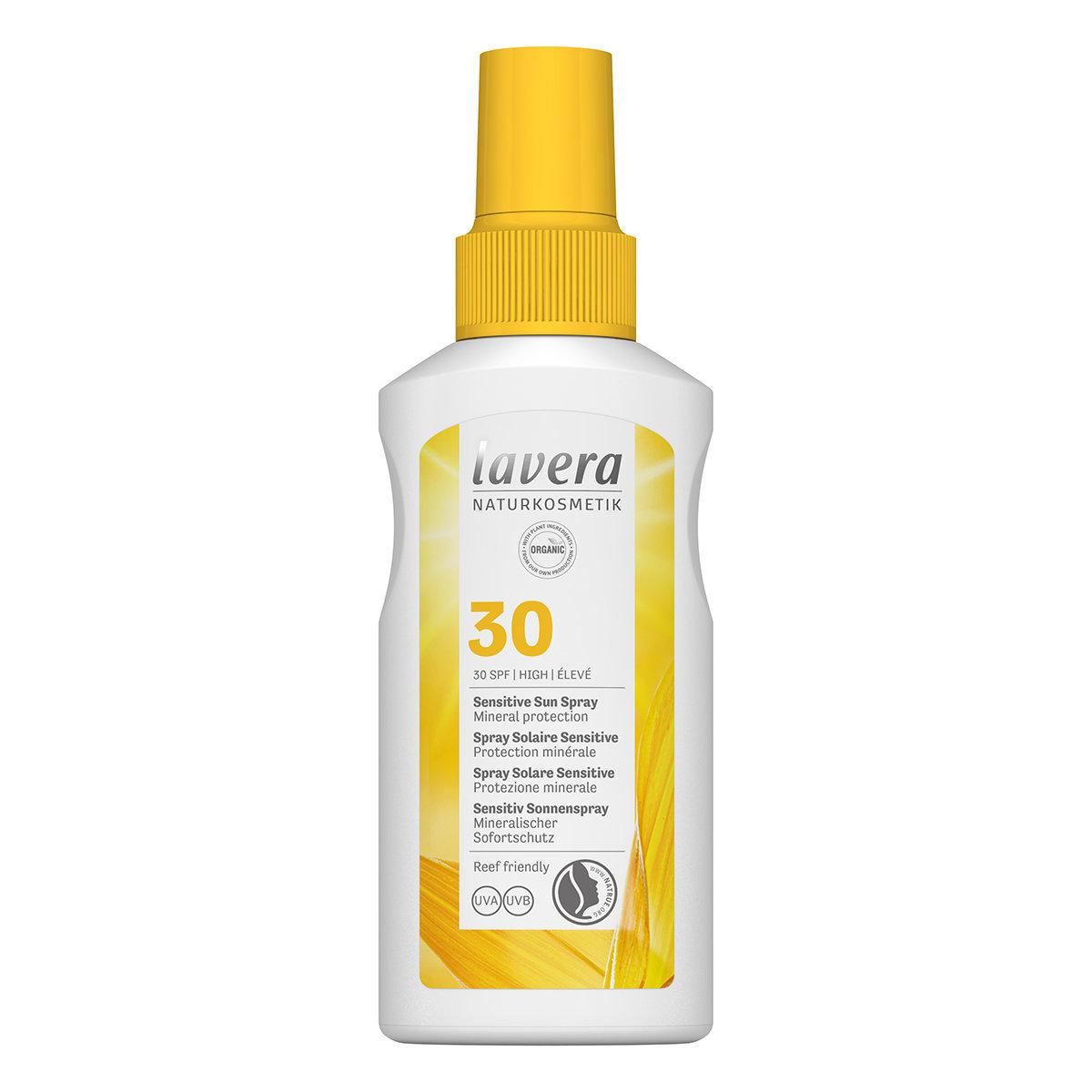 Sensitive Organic Sun Spray SPF 30