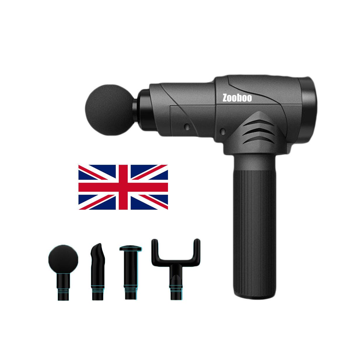 Super Light Muscle Massage Gun (Physical Button)