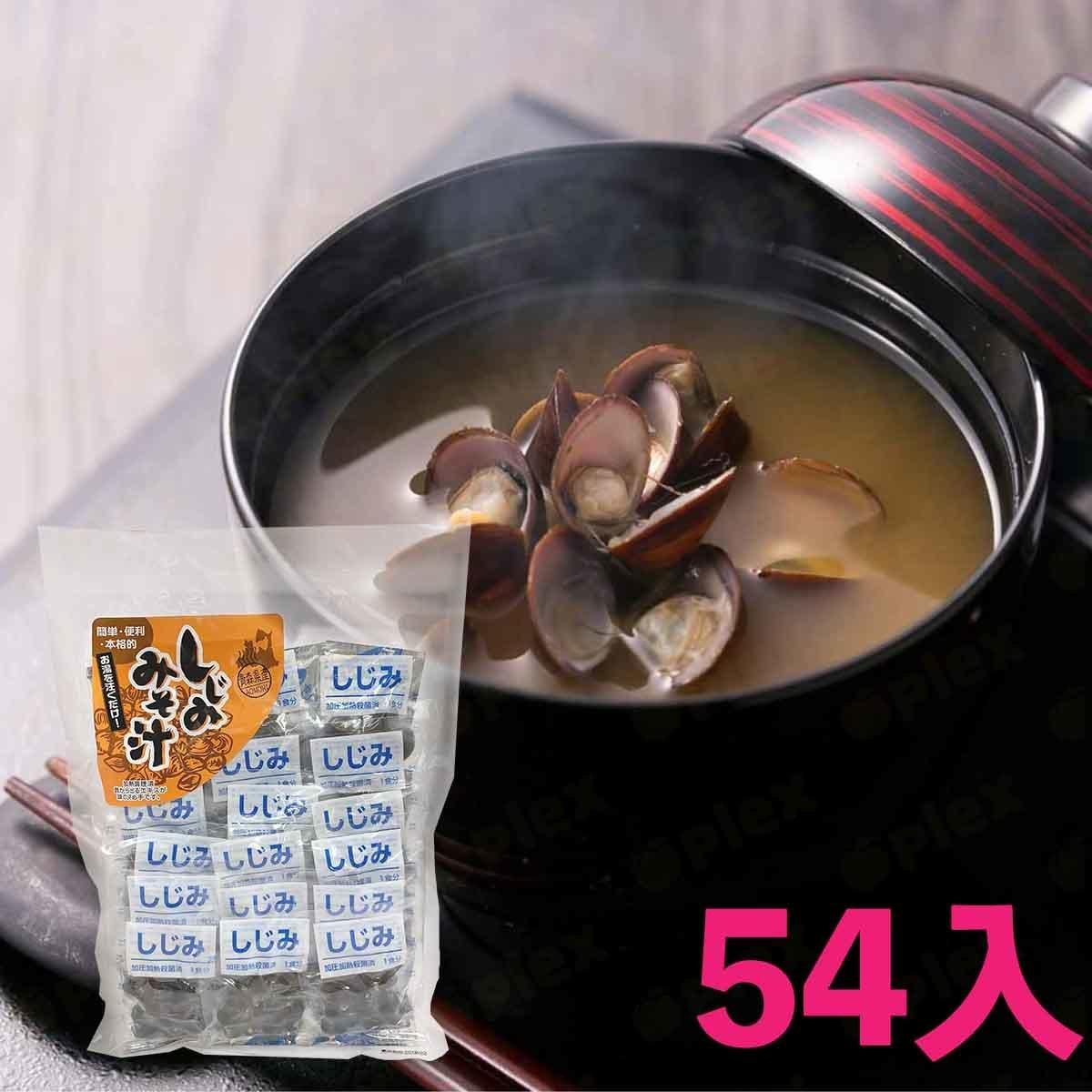 日本即沖蜆肉蜆湯 (18份) x 3