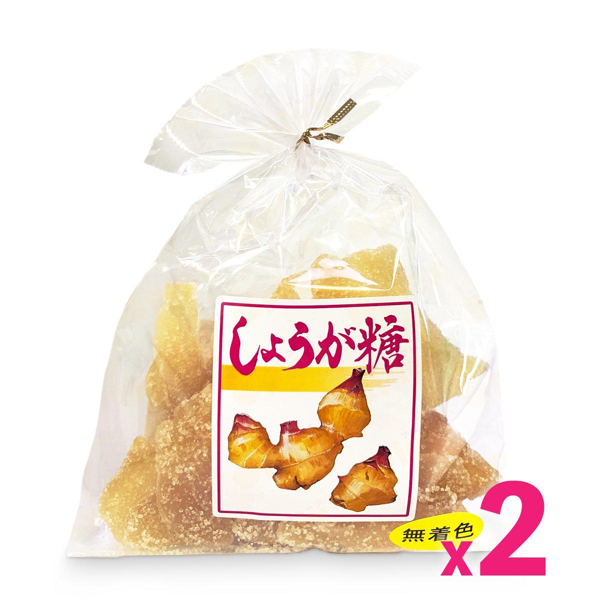 日本純天然生薑糖 (200克) x 2