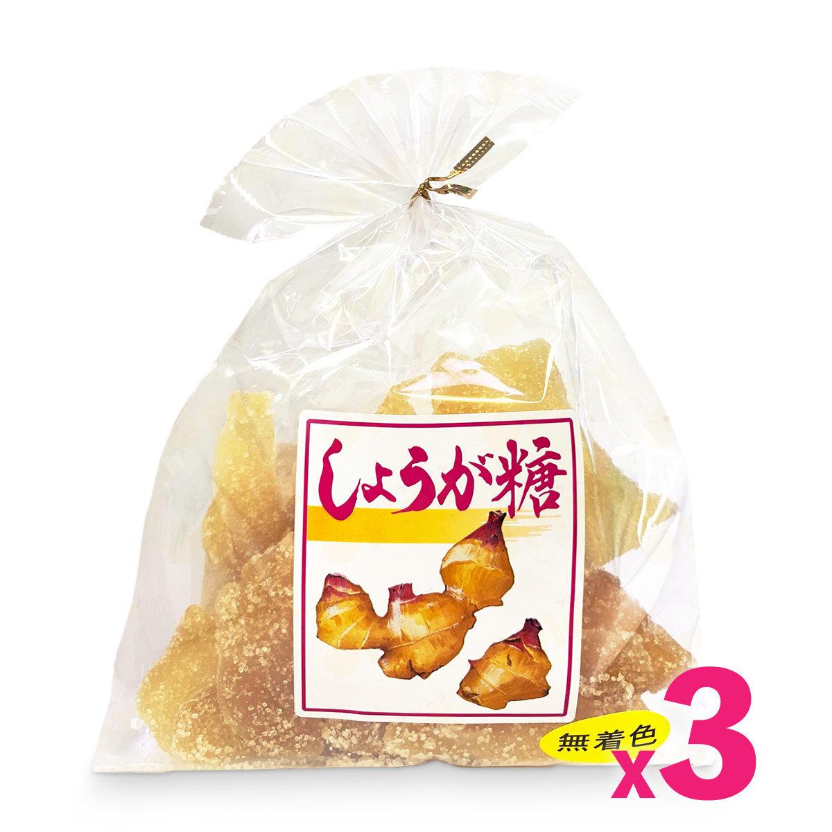 日本純天然生薑糖 (200克) x 3