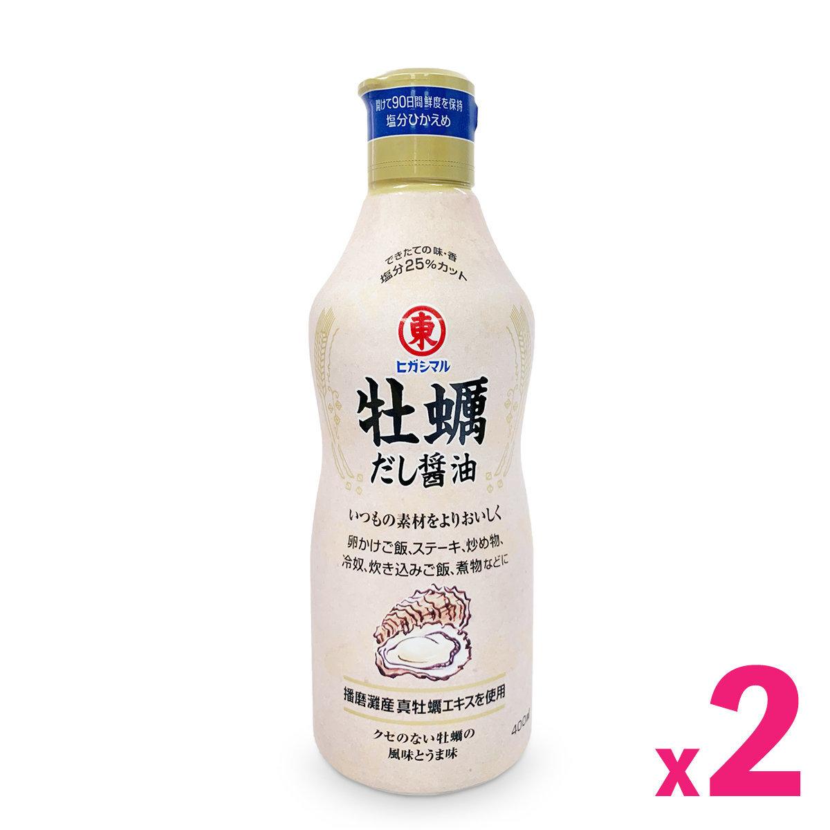 Japan Harima Nada Oyster Sauce (400ml) x 2bottles