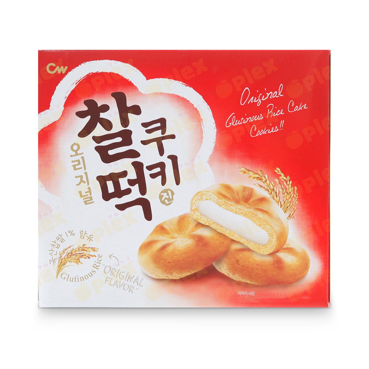 原味麻糬曲奇 (12件裝)