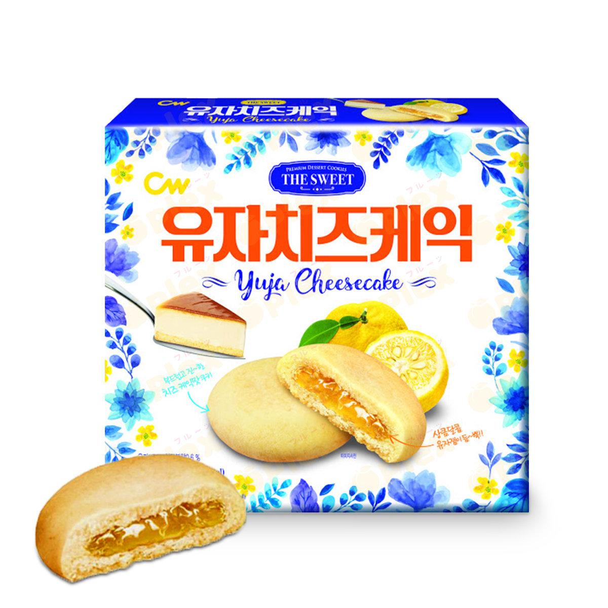 CW Yuzu Cheesecake (10pcs)